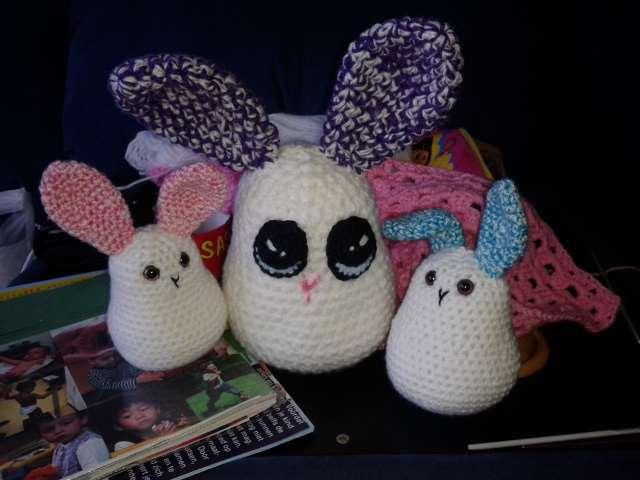 Nog meer bunnies