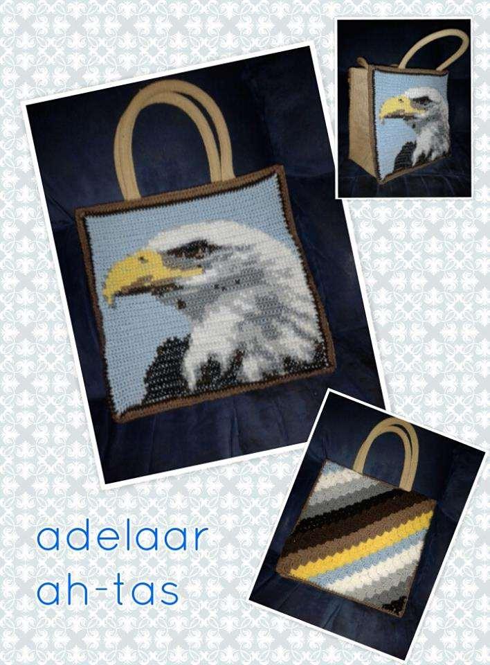Adelaar tas